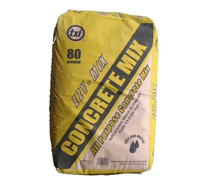 White Portland Cement 80 Lb Bag 35 Per Pallet